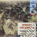 Herbert Von Karajan. Tchaikovsky. Cd. cd musicale di Tchaikovsky