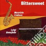 M. Caldura / L. Bonafede - Bittersweet cd musicale di CALDURA/BONAFEDE