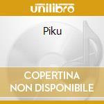 Piku cd musicale di Mauro Negri