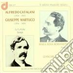 LE LIRICHE PER VOCE E PIANOFORTE (INTEGR cd musicale di Alfredo Catalani