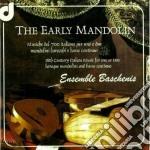 THE EARLY MANDOLIN, VOL.1 cd musicale di Miscellanee