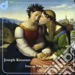 Kreutzer Joseph - Trii Per Flauto, Violino E Chitarra Op.9 cd musicale di Joseph Kreutzer