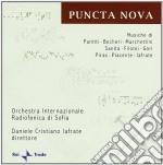 PUNCTA NOVA cd musicale di Miscellanee