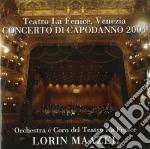 Concerto Di Capodanno 2004 Dal Teatro La Fenice Di Venezia cd musicale di Miscellanee