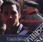 Carlo Crivelli - Salvo D'Acquisto cd musicale di O.S.T.