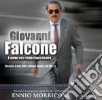 GIOVANNI FALCONE cd musicale di Ennio Morricone