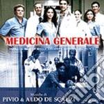 Pivio & Aldo De Scalzi - Medicina Generale cd musicale di De scalzi pivio & al