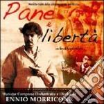 Ennio Morricone - Pane E Liberta' cd musicale di Ennio Morricone
