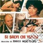 Si Salvi Chi Vuole cd musicale di Ennio Morricone