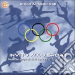 Invito allo sport cd musicale di Ennio Morricone