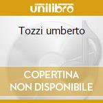 Tozzi umberto cd musicale di Basi Musicali