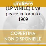 (LP VINILE) Live peace in toronto 1969 lp vinile