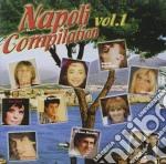 NAPOLI COMPILATION VOL.1 cd musicale di AA.VV.