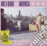 Mr.t-bone - Sees America cd musicale di MR.T-BONE