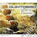 IL CANNONE cd musicale di QUINTORIGO