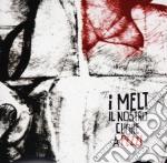 Melt - Il Nostro Cuore A Pezzi cd musicale di MELT