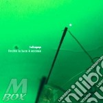 Hellzapop - Finche' La Luce E' Accesa cd musicale di HELLZAPOP