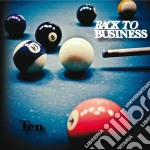 Back To Business - Ten cd musicale di Back to businness