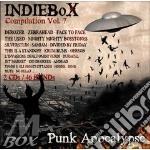 Indiebox vol.7 cd musicale di Artisti Vari