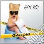 Gemboy - Gagoni cd musicale di Gem Boy
