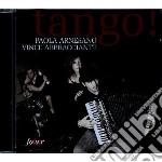 Paola Arnesano - Tango! cd musicale di Arnesano paola & vince abbracc