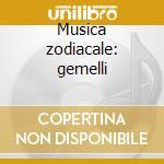 Musica zodiacale: gemelli cd musicale di Simon Cooper