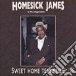 Homesick James & The Hypnotics - Sweet Home Tennessee cd musicale di HOMESICK JAMES