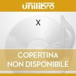X cd musicale di GEORGE MERK
