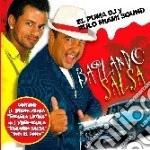 El Puma Dj Y Rulo Mi - Bailando Salsa cd musicale di PUMA DJ