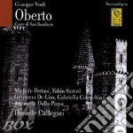 Oberto - colecchia,sartori, callegari'99 cd musicale di G. Verdi