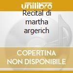 Recital di martha argerich cd musicale di Chopin