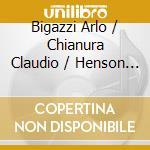 ANOTHER TRAIN RIDE cd musicale di HENSON L./BIGAZZI A.