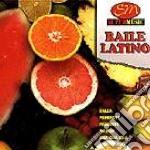 Baile Latino cd musicale di