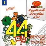 Il Meglio Dello Zecchino D'Oro  #01 cd musicale di