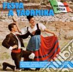 Festa A Taormina cd musicale di