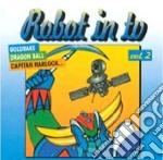 Robot In Tv #02 cd musicale di