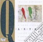 Gianni Cazzola Quartet - Quartet Italian Repertory cd musicale di