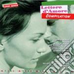 CANTAITALIA:lettere d'amore(comp.) cd musicale di ARTISTI VARI