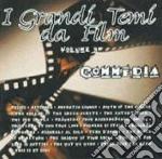 I Grandi Temi Da Film  #03 - Commedia cd musicale di
