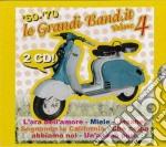 LE GRANDI BAND.IT 60/70 VOL.4/2CDx1 cd musicale di ARTISTI VARI