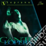Cantolopera - Arie Per Soprano, Vol.1 - Base Orchestrale Per La Pratica Del Canto cd musicale di
