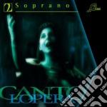 Cantolopera - Arie Per Soprano, Vol.2 - Base Orchestrale Per La Pratica Del Canto cd musicale di
