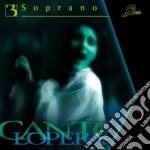 Cantolopera - Arie Per Soprano, Vol.3 - Base Orchestrale Per La Pratica Del Canto cd musicale di