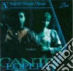 Cantolopera - Duetti Per Tenore E Basso, Vol.1 - Base Orchestrale Per La Pratica Del Canto cd musicale di