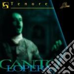 Cantolopera - Arie Per Tenore, Vol.5 - Base Orchestrale Per La Pratica Del Canto cd musicale di