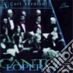 Verdi Giuseppe - Cori Verdiani, Vol.1 - Base Orchestrale Per La Pratica Del Canto cd musicale di