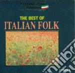 Best Of Italian Folk - Box 01 (2 Cd) cd musicale di