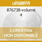 876738-volume 4 cd musicale di Grandi band 60/70