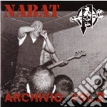 Nabat - Archivio Vol.2 cd musicale di NABAT