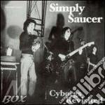 (LP VINILE) Cyborgs revisited lp vinile di Saucer Simply